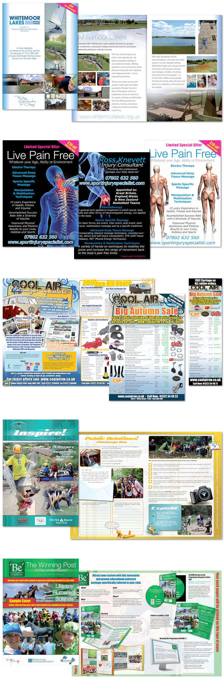 business-leaflets