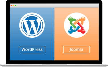 WordPress Joomla Development