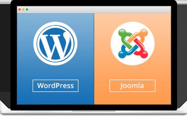 WordPress Joomla Development