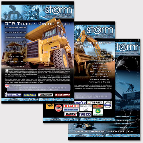 Flyers, Leaflets, Posters