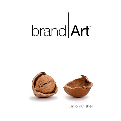 Brand Art brochure cover
