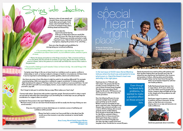 GUCH magazine spread 1