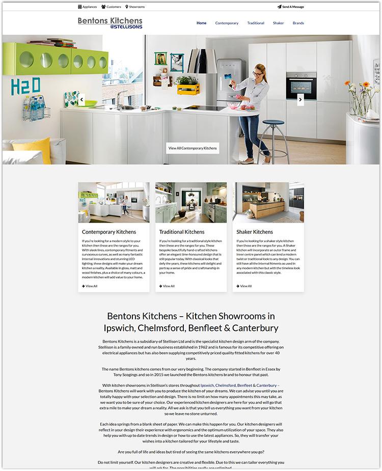 web design clacton