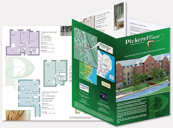 Estate Agent Brochures